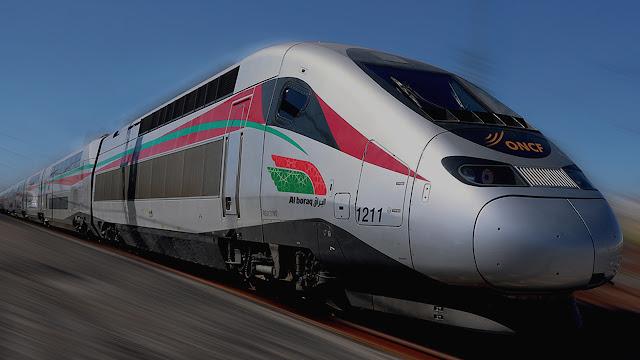 مباراة توظيف (93 منصب) بالمكتب الوطني للسكك الحديدية Concours ONCF 2021