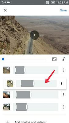 Cara mengedit Video dengan Google Foto