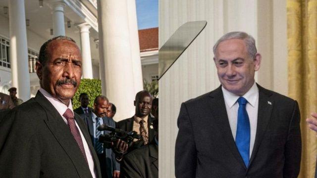 السودان ينهي حالة العداء مع إسرائيل