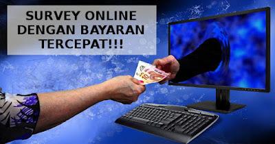 survei-online-terpercaya-bayaran-tercepat