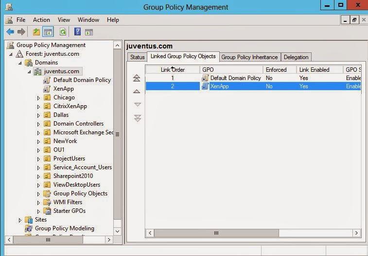 Citrix XenApp 6 5 : Part 14 Group Policy Management | IT