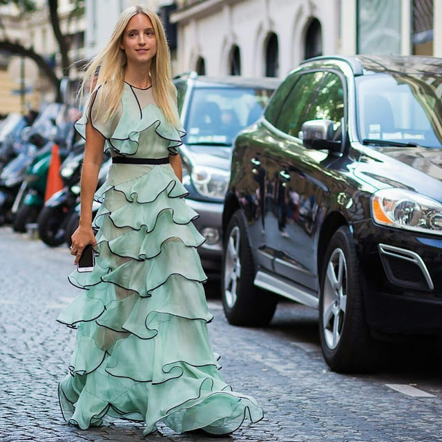 Fashion Inspiration : Valentino Girls :: Cool Chic Style Fashion