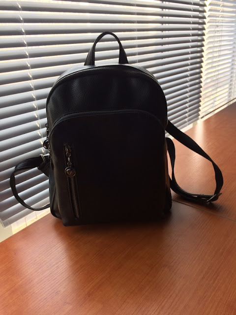 Black Women Backpack - 1