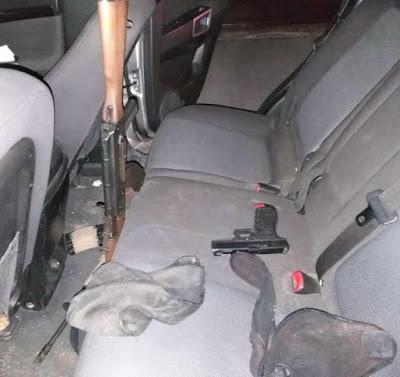 Detienen a 4 con granada y armas de fuego en la colonia Cuauhtémoc de Hermosillo