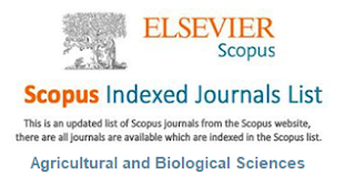 Free Scopus Indexed Journals in Agricultural and Biological Sciences