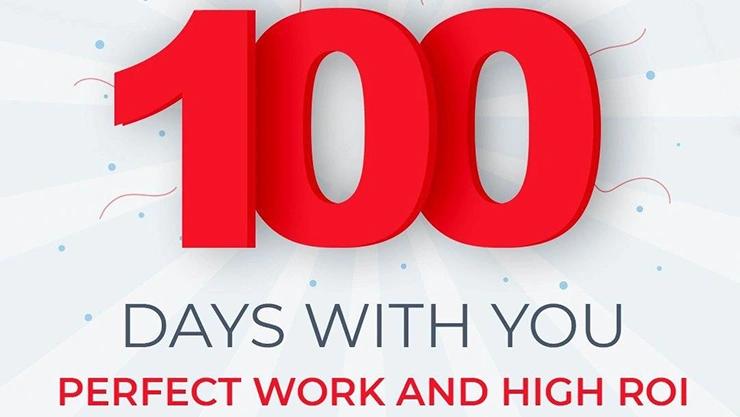 100 дней работы Postul Trade