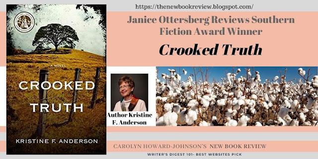 Janice Ottersberg Reviews Southern Fiction Award Winner