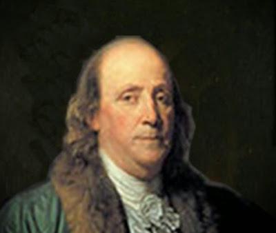 Siapa Penemu Lensa Kacamata - Benjamin Franklin