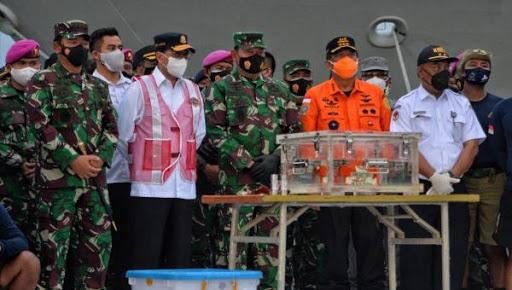 Kotak Hitam FDR Pesawat Sriwijaya Air Berhasil Ditemukan
