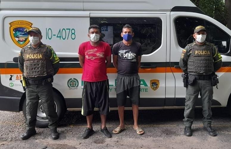 https://www.notasrosas.com/Capturados al infringir Medida de Detención Domiciliaria, en Valledupar
