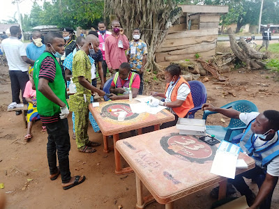 LIVE: Ondo Election Results From Polling Units #OndoDecides2020