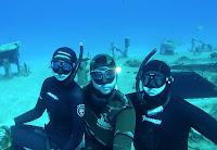 Freediving Malta Gozo Comino Tuna Farm - PJ Freediving