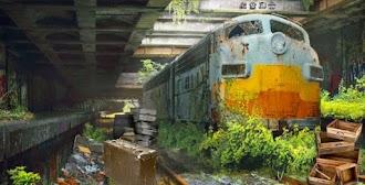 Ekey Subway Metro Station Escape