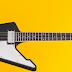 Schecter E-1 Standard | Black Pearl (1322) | Explorer Guitar
