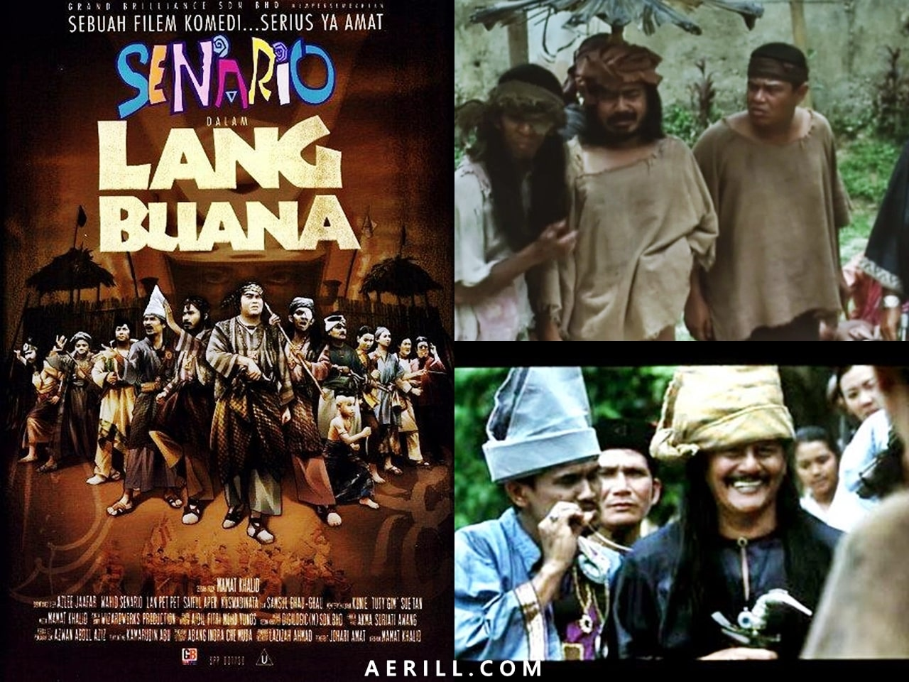 Lang Buana (2003)