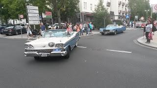 Elvis Wochenende. Der King lebt weiter in Bad Nauheim.