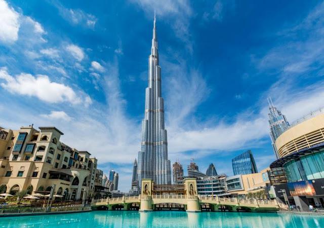 Xin Visa Đi Dubai