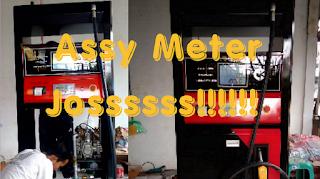 Pom Mini Assy Meter dengan Spesifikasi High Quality