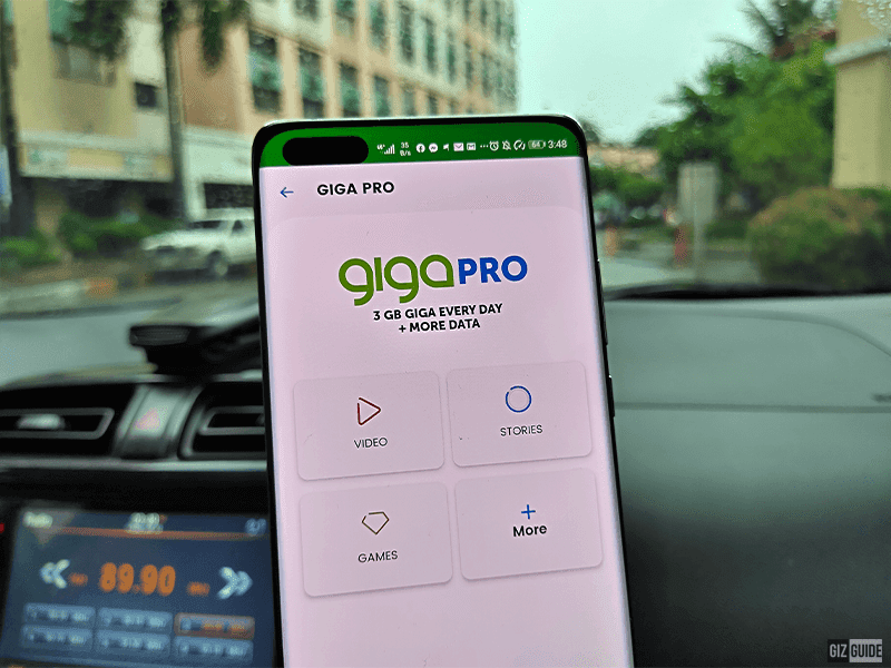 Smart GIGA PRO with larger 3GB base data allocation is coming soon!