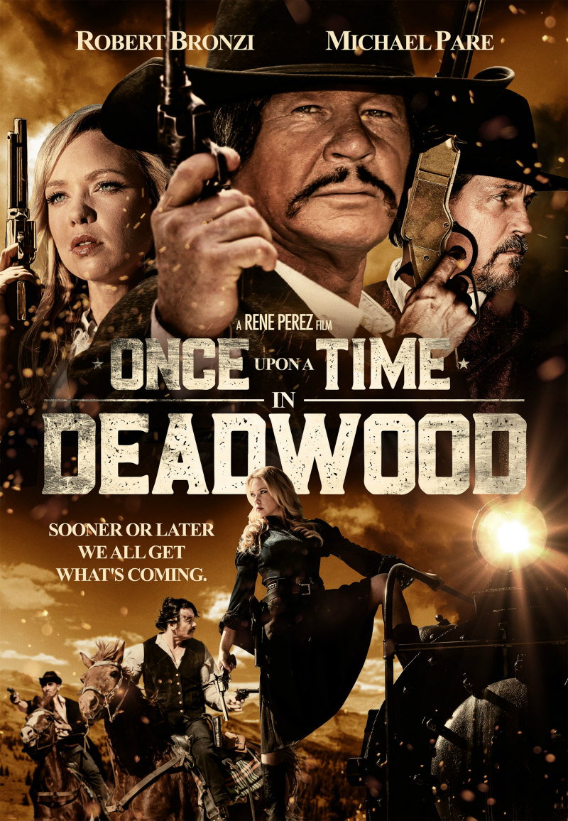 Once Upon a Time in Deadwood poster