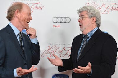 george lucas ron howard