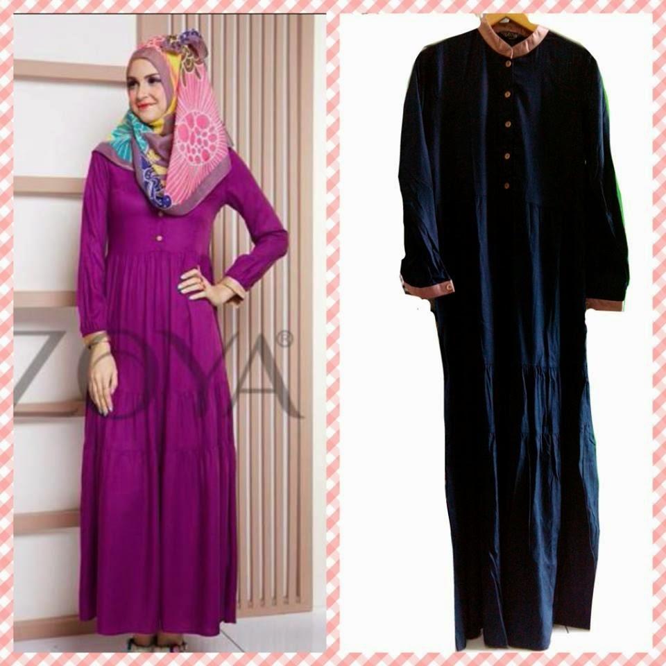 15 Model Baju Muslim Pesta Zoya Edisi Terbaru Untuk