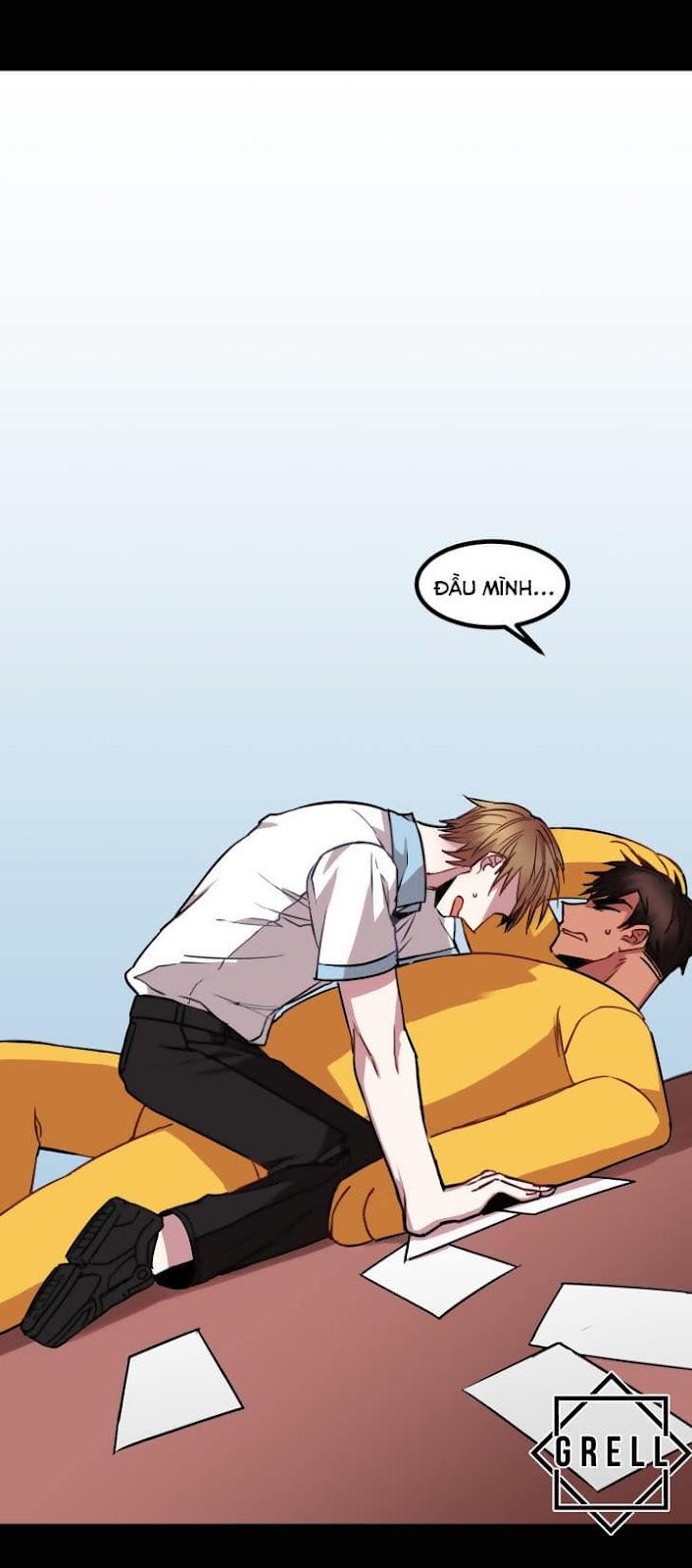 Trang 40 - [ Manhwa ] Trái tim thầm lặng - Heart Silent - Chap 002 (- Han Kyeul) - Truyện tranh Gay - Server HostedOnGoogleServerStaging