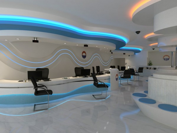 Travel agency office interior design 87156 bursary for Interior design agency