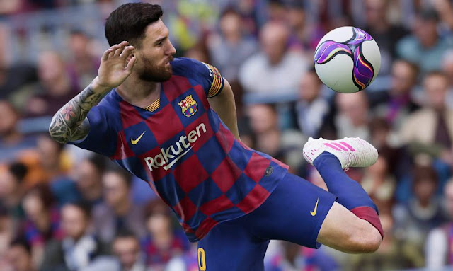 download high graphics android games eFootball (PES 2020 Mobile)