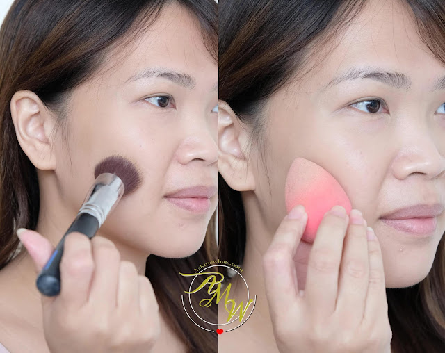 a photo of Pink Sugar Our Lil' Secret All Day Matte Powder Review by Nikki Tiu of www.askmewhats.com
