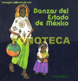 DANZAS DEL ESTADO DE MÉXICO