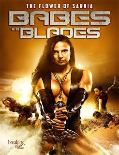 Ver Babes with Blades (2018) Gratis Online