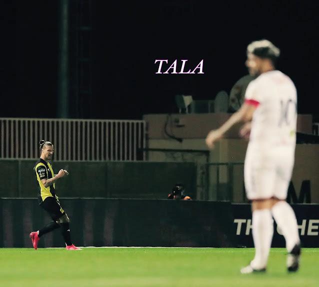تعادل الشباب مع الاتحاد 1-1 في الجولة الثامنة من الدوري السعودي