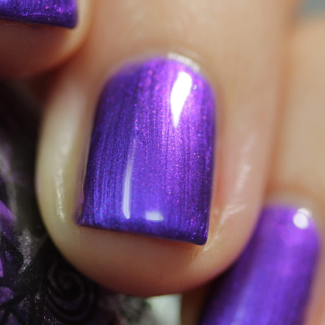 Rogue Lacquer Amuck Amuck Amuck swatch by Streets Ahead Style
