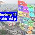 Bản đồ quy hoạch lộ giới hẻm phường 11 quận Gò Vấp HCM