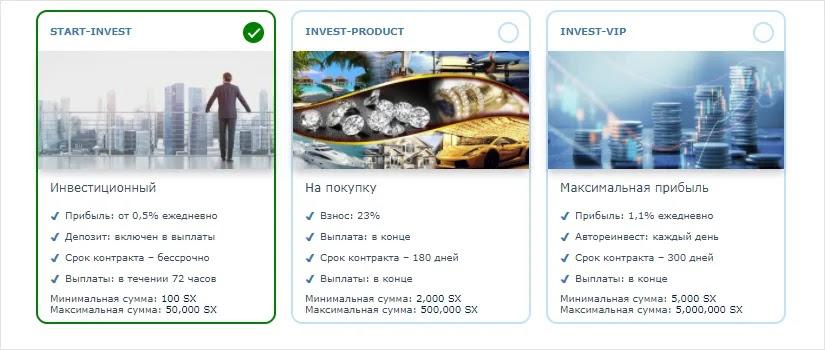 Инвестиционные планы Stoxx