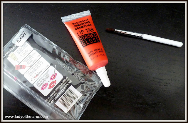 OCC Stained Gloss Lip Tar