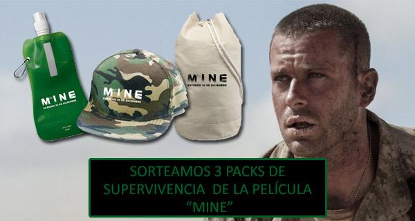 Concurso película Mine