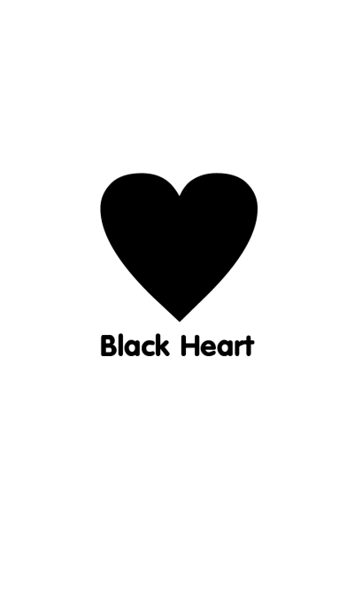 Black Heart theme