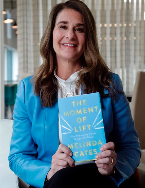Melinda Gates Moment of Lift Book