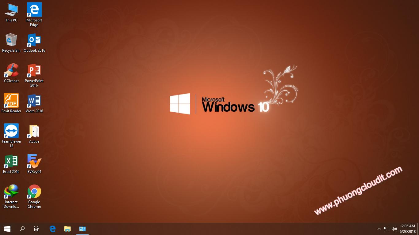 (GHOST/ISO) Windows 10 Version 1803 Summer 2018 Lite