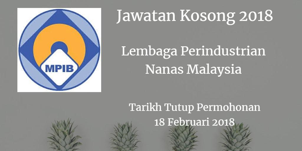 Jawatan Kosong LPNM 18 Februari 2018