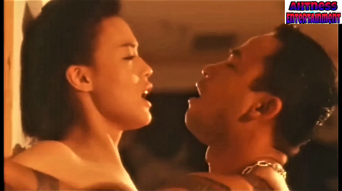 Shu Qi nude sex scene - Street Angels (1996)