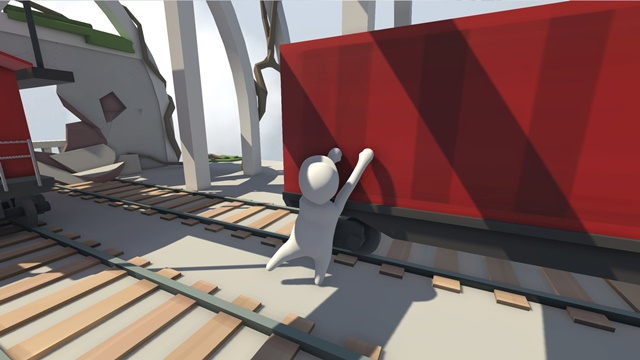 Human: Fall Flat PC Full Español