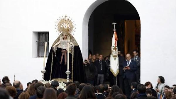 Así será el Rosario Matinal de la Paz y Esperanza de Córdoba