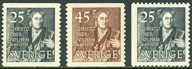 Sweden Christopher Polhem Engineer