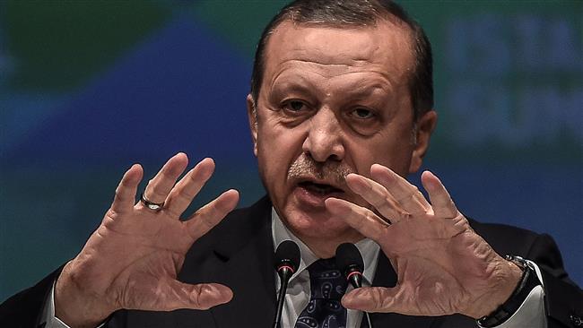 Erdogan declara guerra ao Ocidente - MichellHilton.com