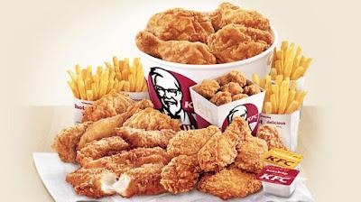 Resep Ayam Goreng KFC Agar Renyah Dan Gurih Seperti Di Toko