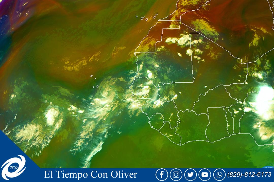 Depresión tropical 10 en el Atlántico