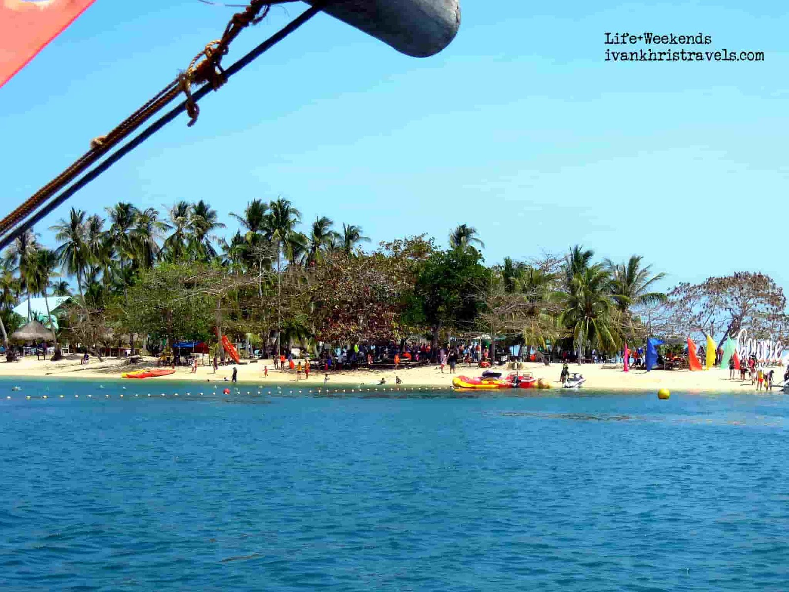 Puerto Princesa Travel Guide: Honda Bay Island-Hopping Tour